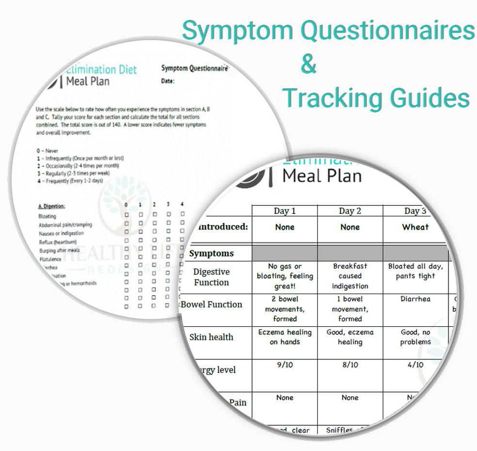 symptom tracking