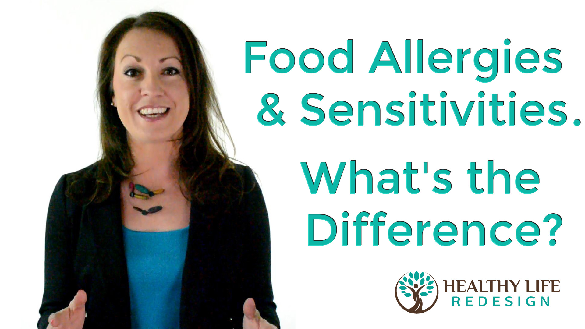 What's the difference between food allergies and sensitivities